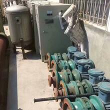 湖州厂家低价转让不锈钢电加热反应釜外盘管反应釜