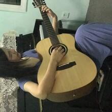 南山科技园免费试课零基础教学民谣吉他一对一辅导