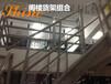 阁楼货架厂电子企业用货架平台阁楼货架生产厂