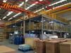 三层钢结构平台阁楼货架定制辽宁货架平台图片
