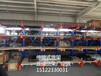 伸缩式悬臂货架广东深圳管材专用存放货架厂家定做悬臂货架