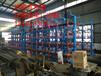 伸缩式悬臂货架安徽合肥板材架长货物存放货架重型悬臂架子