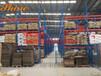 为德国DELPHI发动机配件商提供重型货架横梁式货架