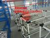 为德国DELPHI发动机配件商提供流利式货架系统自重式货架