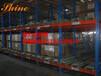 为日本丰田汽车零部件公司提供重力式输送机货架系统重力式货架自滑式货架