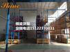 """天津正耀货架公司提供的""""武田药品""""的横梁式货架系统正式竣工高位货架"""