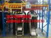重力式货架系统汽车部件企业常用存储方式自重式滑移式货架