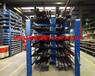 湖南长沙钢管存储办法10米管材存放架悬臂?#20132;?#26550;节约空间管理分明