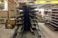 湖南常德懸臂貨架廠家長管材存放架管材倉庫管理