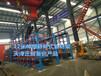 河南洛阳12米管材货架伸缩悬臂?#20132;?#26550;大型钢管存放架