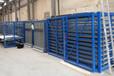黑龙江哈尔滨板材货架抽屉式钢材货架组合式钢板货架厂家直销
