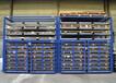 山西太原?#20449;?#24335;板材货架钢板存放板材库专用架激光切割货架