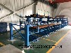 福建泉州鋼管貨架鋼材存放架伸縮懸臂式貨架定制