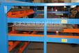 吉林长春抽屉式板材货架价格放钢板专用货架存取方便