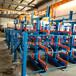 重庆渝中重型货架悬臂伸缩货架价格专业放钢管的架子