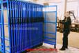 安徽合肥立式板材货架不锈钢板存放架抽屉?#20132;?#26550;报价