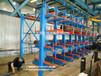 黑龙江哈尔滨重型管材货架伸缩悬臂货架定做放钢材用的货架