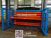 北京順義抽屜式板材貨架價格表鋼板存放省空間板材平放架