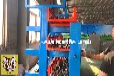 浙江湖州重型管材存放架伸縮式懸臂貨架案例9米管材存放架