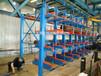 吉林長春重型懸臂式貨架鋼材貨架結構伸縮懸臂貨架優點分析管材庫房
