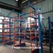 浙江湖州放鋼管用的貨架伸縮懸臂式貨架圖片鋼帶存放架