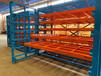 湖南常德激光機板材架抽屜式板材貨架價格參考6米鋼板貨架