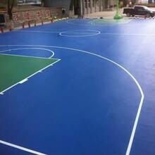 青岛室内篮球场地板