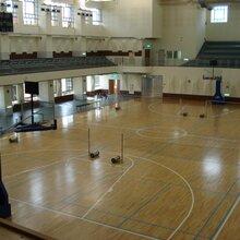青岛室内篮球场运动地板