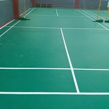 青岛羽毛球运动地板