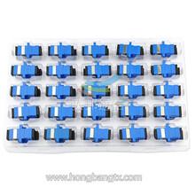 SC单工光纤适配器操作方法图片
