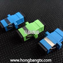 供应光纤适配器光纤耦合器光纤法兰盘图片