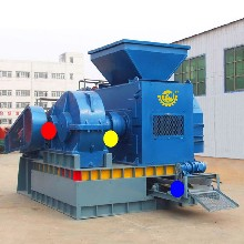 吉安压球机全套报价_江西型煤压球机_煤炭粉压球成型机更多型号