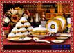 景德镇陶瓷餐具批发陶瓷餐具厂家碗碟套装餐具套装定制logo