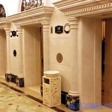 电梯门套装饰石材自有矿山货源稳定石材装饰线条