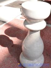 石材装饰凳自有矿山货源稳定石柱石材装饰柱