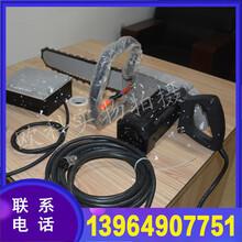 墻上開門電動鏈鋸手提式電動割煤機電動金剛石鏈鋸圖片