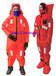 船用救生浸水保温服DBF-I型保暖救生衣船用新型防水保温服