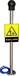加油站用人体静电消除报警器+声光报警灯