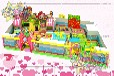 温州开淘气堡2017新型儿童乐园淘气堡免费代理