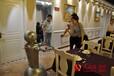 浙江一餐厅机器人当服务员送餐场面如科幻大片穿山甲提供送餐传菜机器人代理加盟