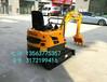 小型挖掘机用途全新农用小挖机挖土机报价