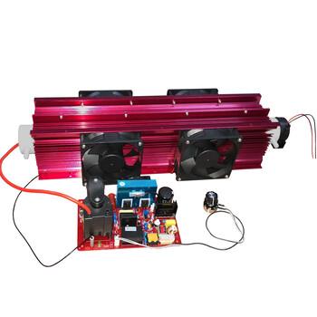 50g双风冷臭氧发生器配件50g臭氧发生器价格_臭氧管高压电源消毒设备