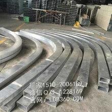 宏铝建材厂家供应建筑铝型材,木纹铝方通,彩色方管决定做。图片