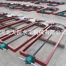 机闸一体式铸铁闸门专业供货厂家大田水工图片