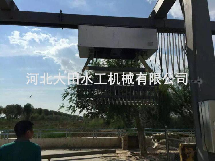 大田重工泵房格栅除污机价格优质泵房格栅除污机批发