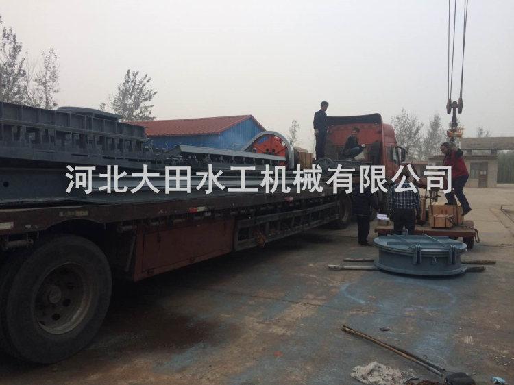 大田水工304不锈钢清污机价格优质304不锈钢清污机批发