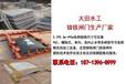 江西水利闸门启闭机厂家0.4×0.8m铸铁闸门厂家价格