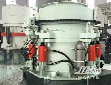 时产200吨石子的圆锥破HPT300多缸液压圆锥破