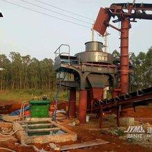 每天800吨针片石整形制砂机搅拌站用砂机制设备