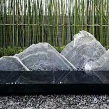 广西园林石厂家广西九龙玉切片石园林景观石泰山石